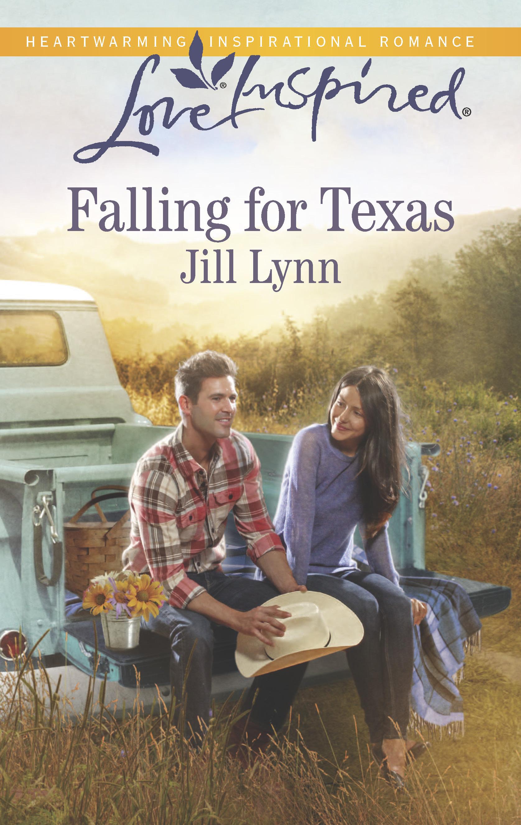Cover- Falling for Texas - Jill Lynn