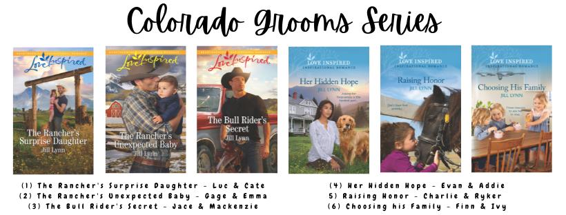 colorado grooms series