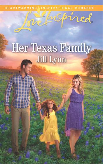 Her Texas Family - Jill Lynn
