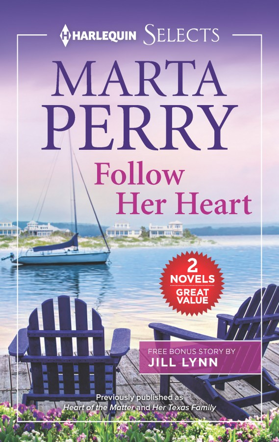 Her Texas Family re-release with Marta Perry